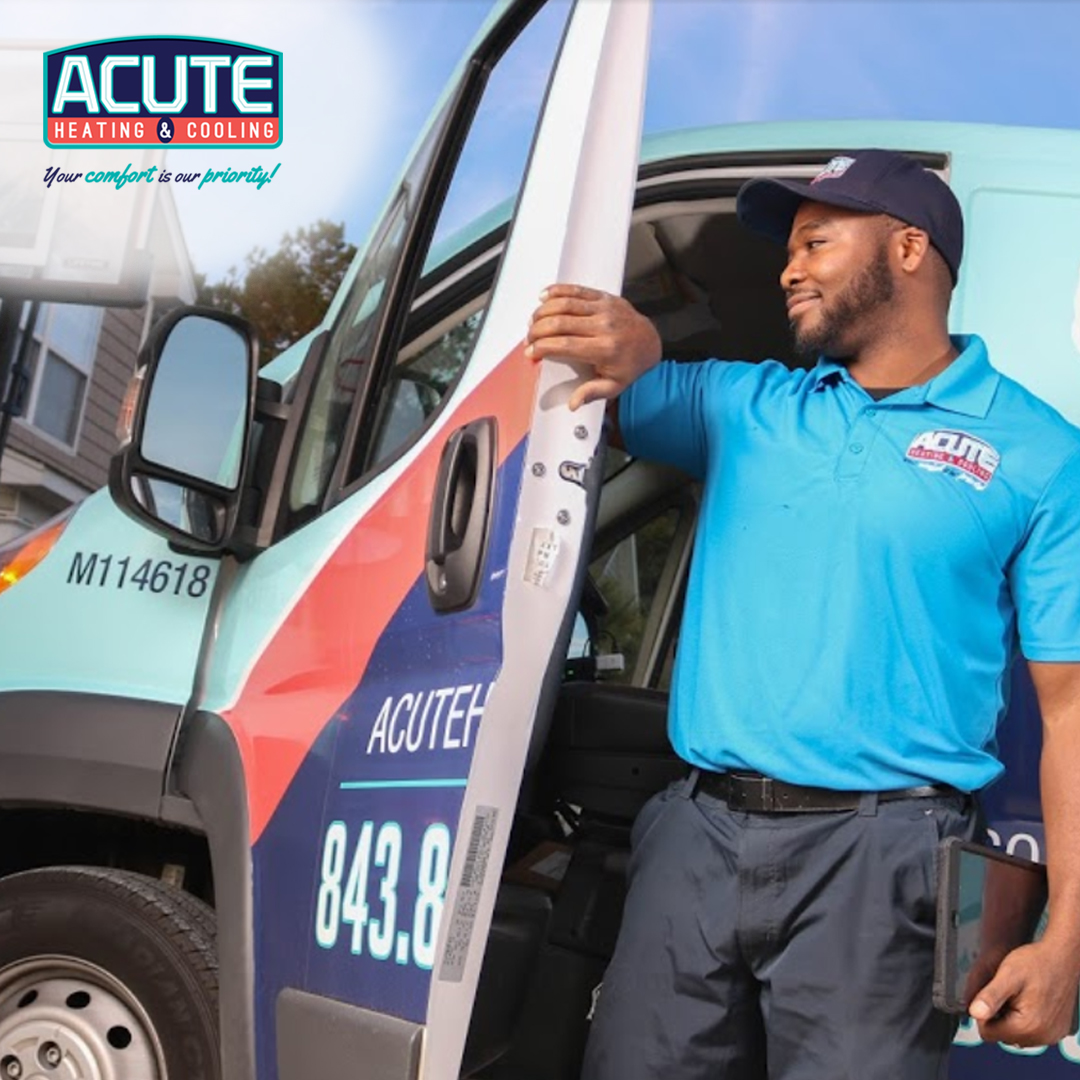25. Trust The Pros At Acute Heating & Cooling